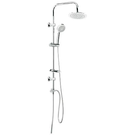 מערכת פינוק למקלחת דגם הרמוניה של ספאדיני
